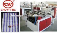 sealing and cutting bag making machine