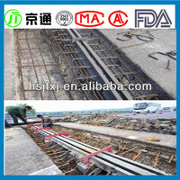 Heavy-load rubber expansion joint for bridge (HOT)
