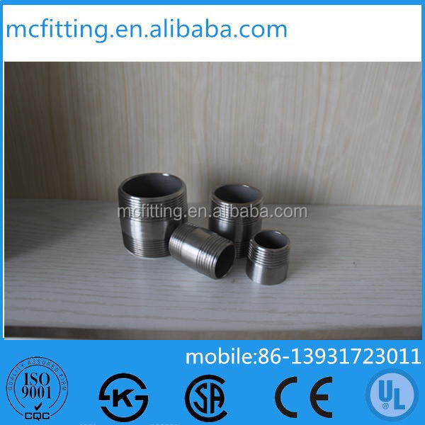 Sch 40 Quick coupling Pipe Nipple