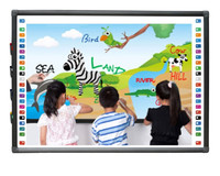 "iBoard 90"" Infrared Interactive Whiteboard Multi Touch Smart whiteboard 82 90 96 104 customized size"