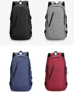 Multifunctional Laptop Travel Backpack Outdoor Sport Casual Bag Business Backpack with Usb Charging Port