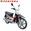 Electric Kick Start 110cc Gas Powered Chongqing Cub Motorcycle with Alloy Rim