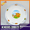 Hot Selling grace designs ceramic dinnerware porcelain 7.5 inch fruit salad plate/dishes , dinnerware plates China products
