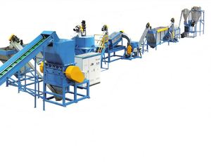 Factory Direct PET Plastic Crusher Washing Production Line