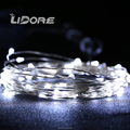 micro led strip light UL copper wire mini string lights Chirstmas decoration micro lighting