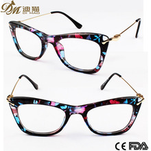 metal Optical Frame Optical Glasses Round Eyewear and reading glasses frame
