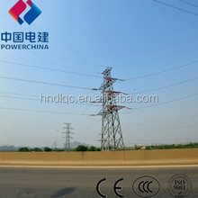 500KV power transmission electric steel tower