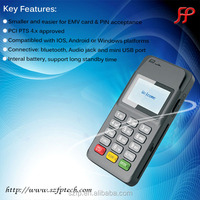 Rfid handheld pos N58 without printer with bluetooth free demo software