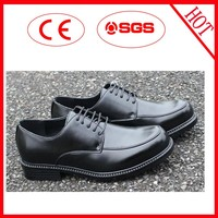 New style cool 2015 fashion mens office shoes