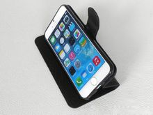 Book Style Leather Wallet Phone Case For Ipod Touch 4