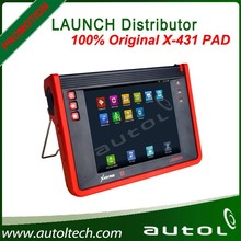 LAUNCH X431 PAD Tablet Diagnostic Tool Most Advanced not Launch X431 V+ X431 V X-431IV from Authorized Distributor