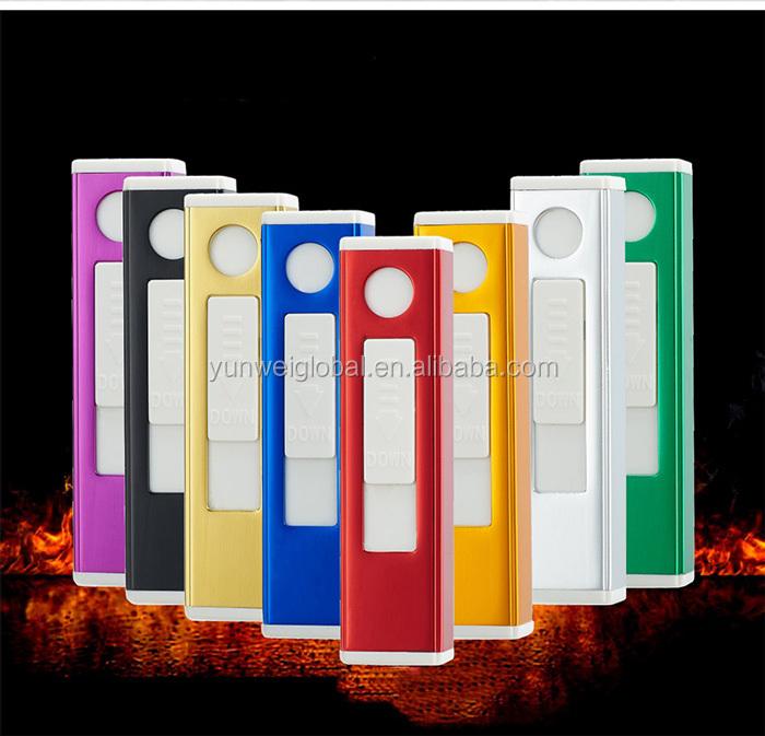 YuWeeTek discounting electronic cigarette lighter with usb recharging device in stock