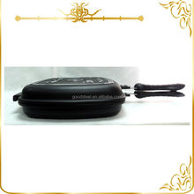 Happy call double sided double sided pan