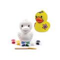 Custom making paint your own bath duck