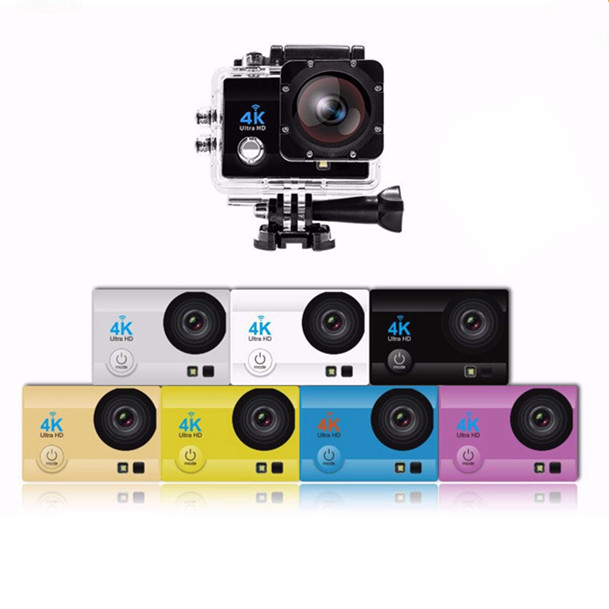 HDKing Q3H 4k camera waterproof mini small sport xdv cameras 1080P 60fps wifi wireless outdoor helmet action camera