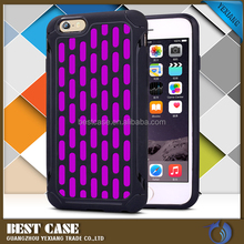 Rugged Napoleon Net Mesh Case For Samsung Galaxy Note 3 Note 4 TPU+PC Hybrid Protective Case