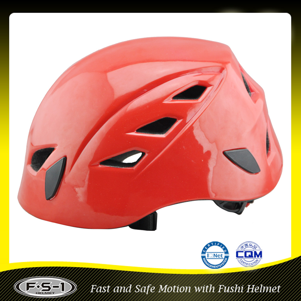 children's safety PC shell protective custom red bell Ski Helmet
