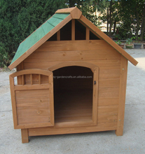 Wooden Handmade Outdoor Durable Pet Shelter DogHouse