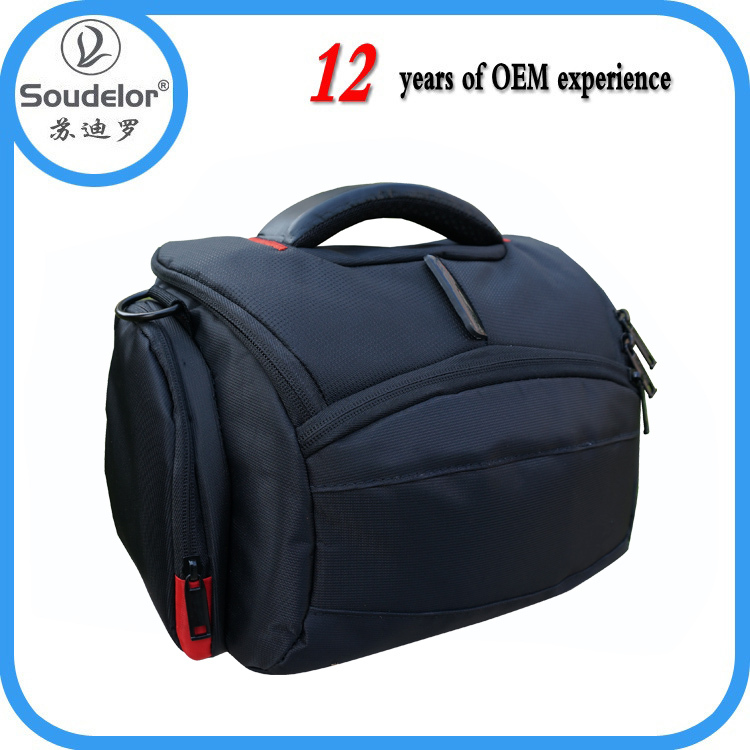 Waterproof Thick DSLR Camera Shoulder Bag 550D 600D 60D Raincover camera bag