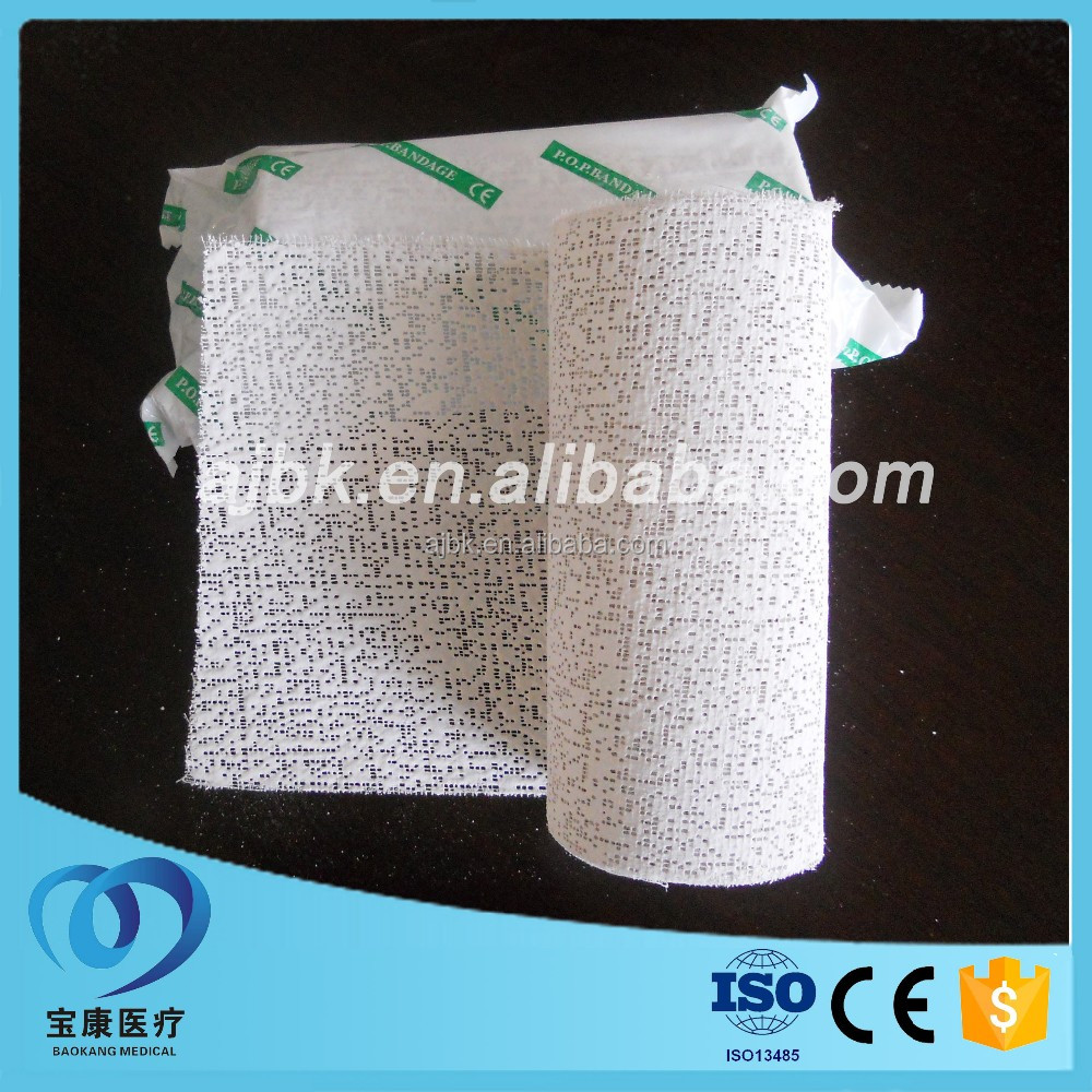2017 new product china suppliers huzhou with POP bandage