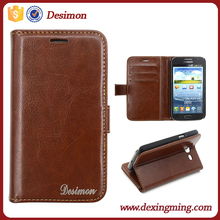 BEST SALE Cheap Prices National style leather case for samsung galaxy win i8552