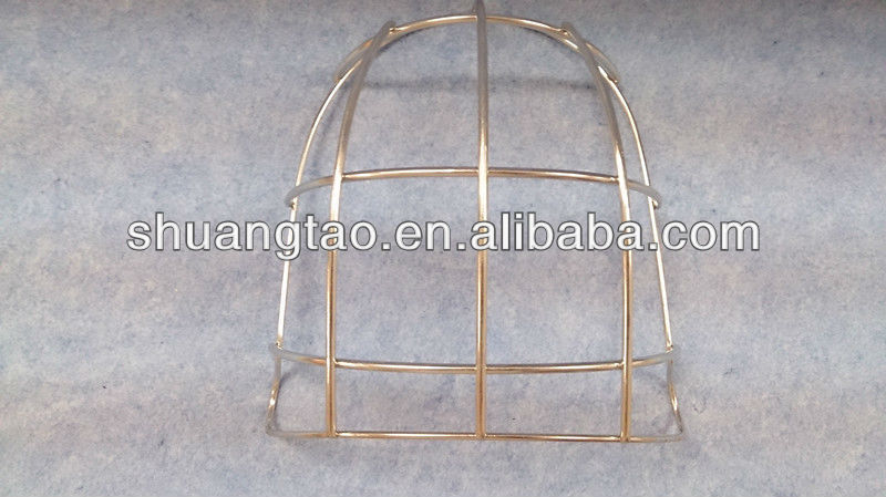 Stainless steel welding mask
