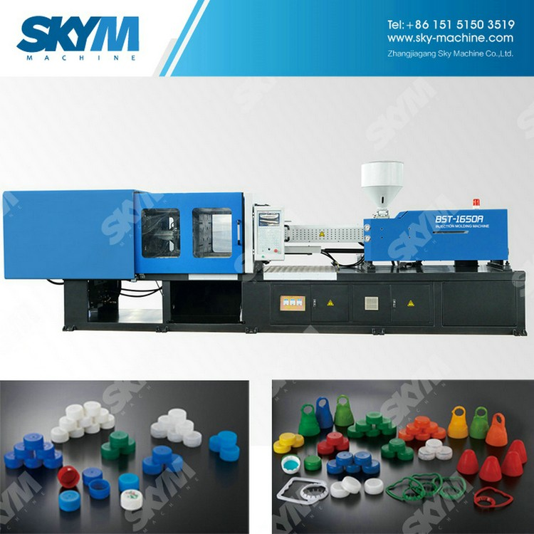 Professional New Automatic PET Preform Injection Molding Machine Low Cost