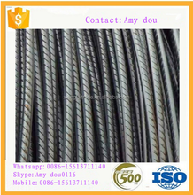 Prime HRB400/ BS4449 /ASTM A615 deformed construction steel rebar / rebar steel prices iron rods construction/building