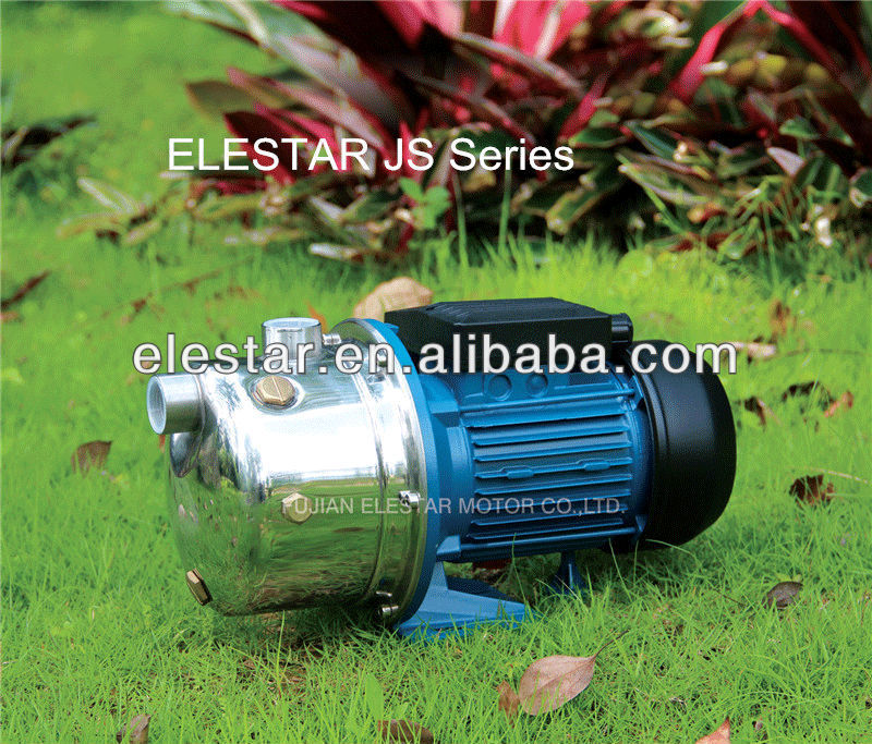 EDDY+Water pump domestic brass impeller copper wire motor water pump manufacturer