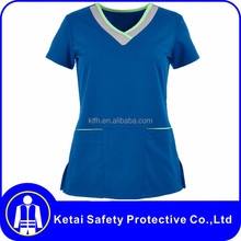 short-sleeved Cleaning staff housekeeping uniforms