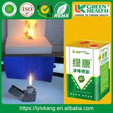 large spray area fast drying fire proof spray adhesive