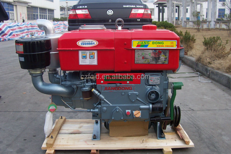 MADE IN CHINA-CYZH1125(28HP) JD TYPE Single cylinder diesel engine