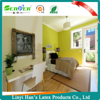 Han' s non-toxic Water resistant exterior wall primer paint with high quality