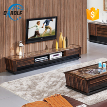 2017 new style Tv lcd wooden cabinet designs