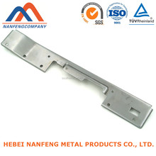 Surface Finish Bus or Auto Rear Seat Back Metal Stamped Braket Parts Manufacturing