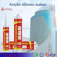 china cheap silicone sealant supplier / high quality household silicone sealant/ aluminum and glass silicone sealants