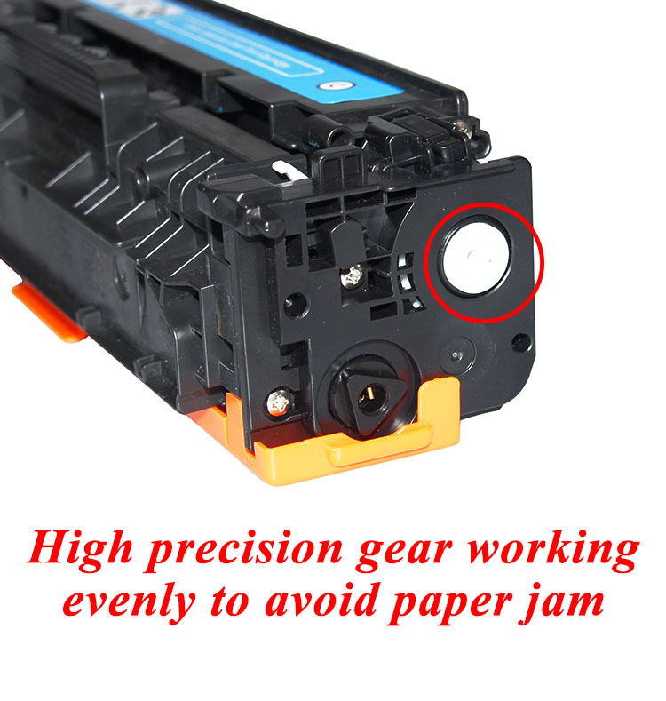 High quality Compatible Laser toner cartridge for Laser Printer CC530A 531A 532A 533A 530 531 532 533