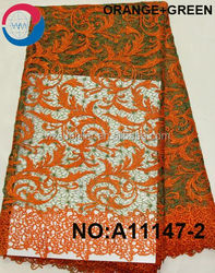 new arrical guipure lace fabric/guipure lace