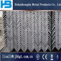 producing machine of galvanized steel angle best material