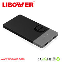 Shenzhen LIBOWER 5000 mAh Power Bank supplier&factory 1year warranty Portable Power Banks for Sansung iPhone6 Smartphone
