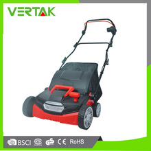 1500W garden raker and electric lawn scarifier