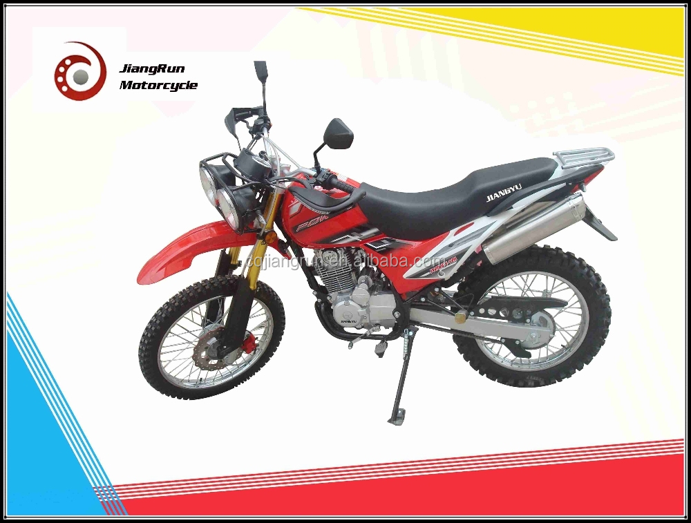 200cc Zongshen engine dirt bike JY200GY-12II motorcycle