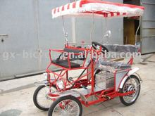 "16""/18"" Four Wheels Pedal Bicycle"