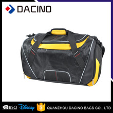 Fujian manufacturer training bag for gym, men travel bag for sports