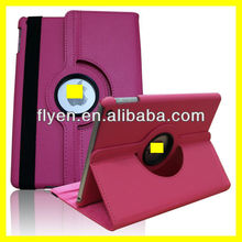 NEW PU LEATHER 360 SWIVEL ROTATING MAGNETIC SMART COVER CASE FOR IPAD AIR 5