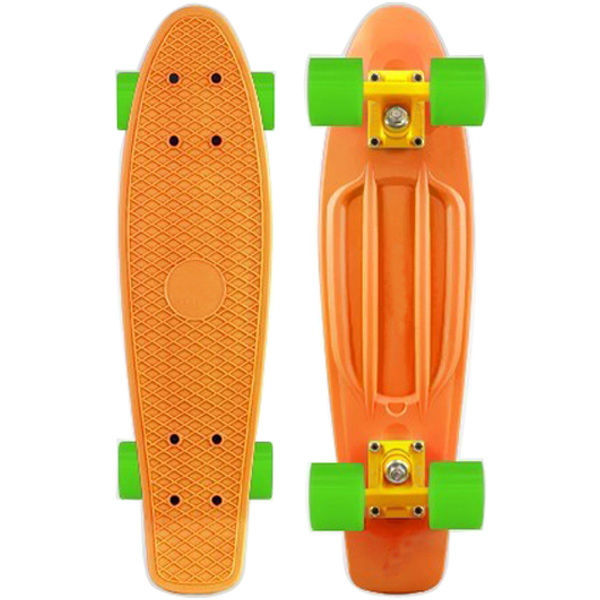 4 wheels skate board