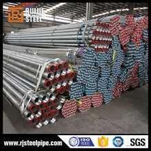 galvanized steel pipe for greenhouse frame/galvanized steel pipe/gi pipe