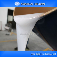 silicone liquid rubber RTV RTV 2 for making forms for gypsum