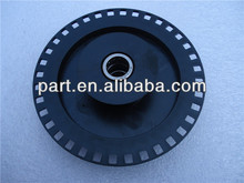 NCR ATM parts 445-0587796 NCR Pulley,42T/18T 4450587796