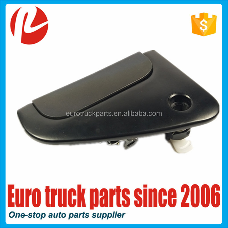 Heavy duty european truck parts oem 1651634 1328724 1328725 1617040 door handle for DAF